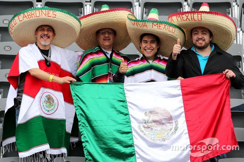 Fãs mexicanos