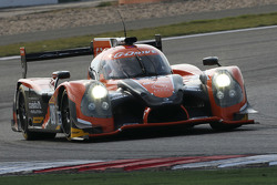 #28 G-Drive车队 Ligier JS P2:里卡多·冈萨雷斯、路易斯·菲利普·德拉尼、古斯塔沃·亚卡曼