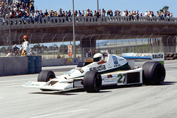 Alan Jones, Williams
