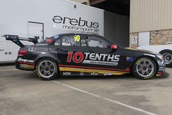 New livery for Ash Walsh, Erebus Motorsports