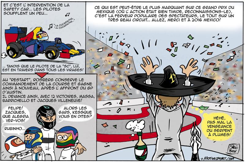 Le GP de Cirebox - Mexique 3