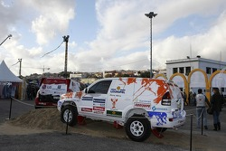 Equipa Padock, Mundo Dakar event: Toyota Land Cruiser 120