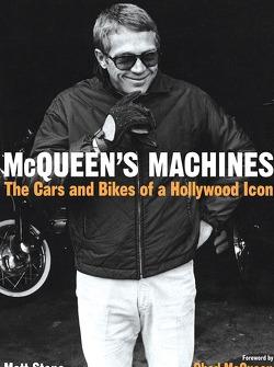 McQueen's Machines book cover