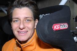 Team Fleetboard Dakar Leipzig presentation: Ellen Lohr