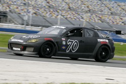 #70 SpeedSource Mazda RX-8: David Haskell, Sylvain Tremblay, Nick Ham, Raphael Matos