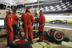 Stevenson Motorsports team members