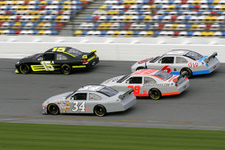 Paul Menard, David Ragan, David Gilliland and Derrike Cope