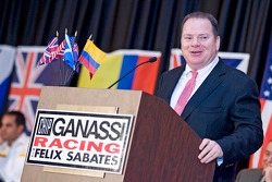 Chip Ganassi Racing with Felix Sabates: Chip Ganassi