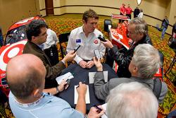 Chip Ganassi Racing with Felix Sabates: Scott Dixon