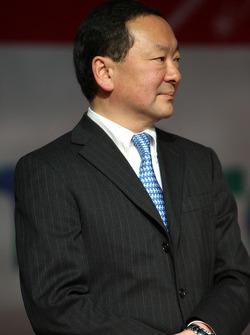 Yashurio Wada, Honda Racing Development Ltd, President