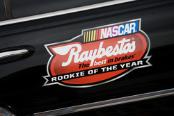 Logo for the Raybestos Rookie of the Year
