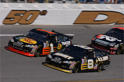 Martin Truex Jr. and Mark Martin