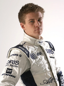 Nico Hülkenberg, Williams F1 Team