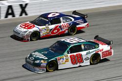 Dale Earnhardt Jr. and David Ragan