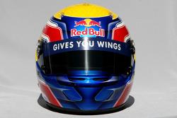 Mark Webber, Red Bull Racing, helmet