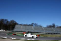 #99 Victor Racing Porsche 997 RSR GT3: Victor Coggiola, Giovanni Coggiola, Giorgio Coggiola