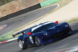 #20 Matech GT Racing Ford GT: Martin Bartek, Thomas Mutsch, Xandi Negrao, Gilles Vannelet, Ian Khan, Jurgen von Gartzen, Dino Lunardi