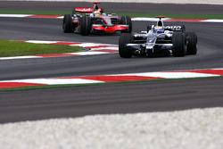 Nico Rosberg, Williams F1 Team, Lewis Hamilton, McLaren Mercedes