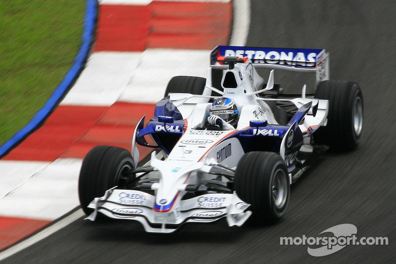 2. Nick Heidfeld (183 GPs)