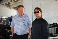 Dale Coyne and Jimmy Vasser