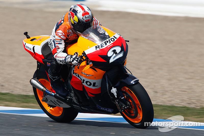 2008: Dani Pedrosa, Honda RC212V