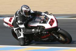 Philippe Le Gallo, Yamaha YZF R1