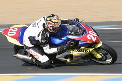 Eric Boulay, Suzuki GSX R1000