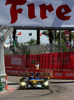 #26 Andretti Green Racing Acura ARX-01a Acura: Bryan Herta, Christian Fittipaldi