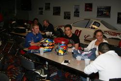 Go-kart event at Fastimes Indoor Karting
