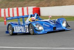 #31 Team Essex Porsche RS - Spyder: Casper Elgaard, John Nielsen