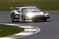 #3 Selleslagh Racing Team Corvette C6R: Christophe Bouchut, Xavier Maassen