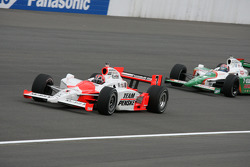 Helio Castroneves and Tony Kanaan
