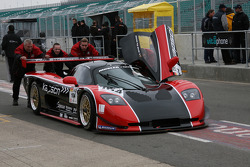 #104 Go To One Mosler MT900: Stepan Vojtech, Kenneth Heyer