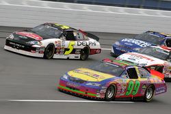 Dale Earnhardt Jr. and David Reutimann
