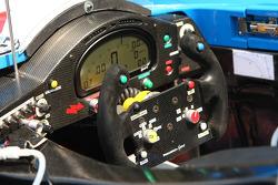 Pescarolo Sport Pescarolo - Judd steering wheel