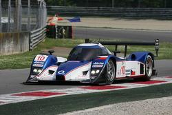#10 Charouz Racing System Lola Aston Martin: Jan Charouz, Stefan Mücke