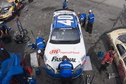Bryan Clauson takes over the Fastenal Dodge car