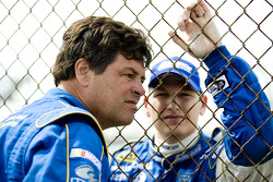 Michael Waltrip and Michael McDowell