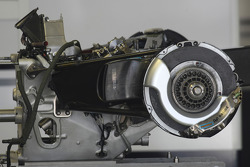 WilliamsF1 Team, FW30, Gearbox Detail
