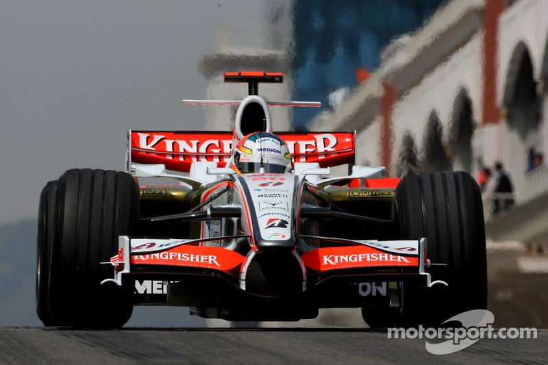 Adrian Sutil - 2 puan