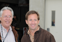 Aldo and John Andretti
