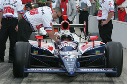 Vitor Meira waits to qualify
