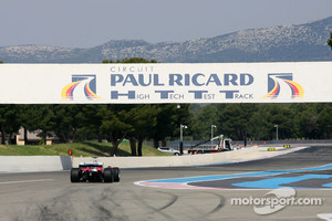 The French Paul Ricard Circuit