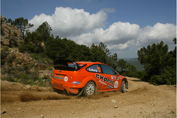 Hening Solberg and Cato Menkerud, Stobart VK M-Sport Ford World Rally Team, Ford Focus RS WRC