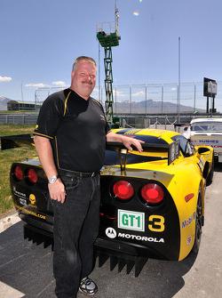 Dan Binks, Corvette Racing