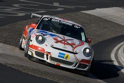 #29 Scuderia Offenbach Porsche 997 GT3 Cup: Steffen Roth, Oliver Mayer
