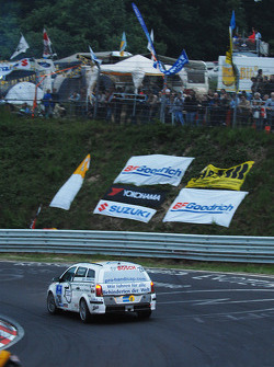 #280 Pro Handicap e.V. Opel Astra Caravan: Wolfgang Müller, Oliver Rudolph