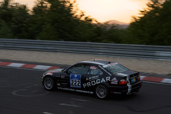 #222 BMW M3 E46: Jörg Wiskirchen, Carsten Welschar