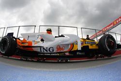 Renault F1 Team, R28