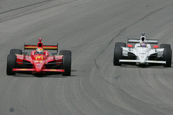 Justin Wilson and Graham Rahal